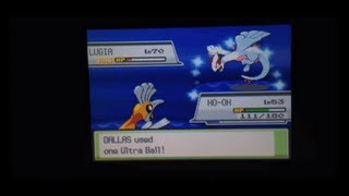 LIVE!! SHINY LUGIA AFTER 8847 SOFT RESETS!!!! | TheSupremeRk9s