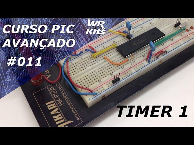TIMER1 DO PIC18F4550 | Curso de PIC Avançado #011