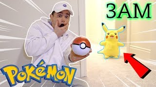 I Used a REAL Dark Web Poké Ball to Summon Detective Pikachu (He was REALLY Mad)