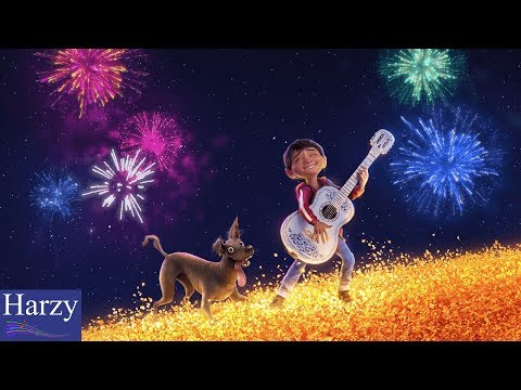 Remember Me/Recuérdame (Lullaby) - Pixar's COCO (Piano Version) [1 Hour Version]