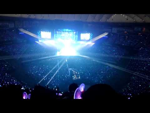 SMTOWN 東京ドーム 120804 - Lucifer - SHINee (feat. LuHan)