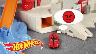 Ultimate Garage Funny Business | Hot Wheels