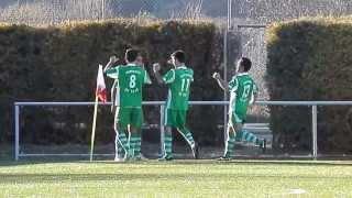 Gol Emiliano (C.D.Tajo) 0-3