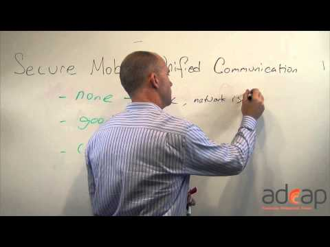 Adcap Unified Communication Overview