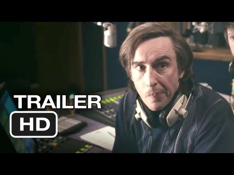 Alan Partridge: Alpha Papa Official Trailer #1 (2013) - Steve Coogan Movie HD