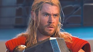 Here's How Captain America Could Lift Thor's Hammer In Endgame