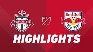 Toronto FC vs. New York Red Bulls | HIGHLIGHTS - July 17, 2019