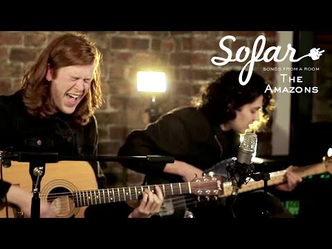 The Amazons - Ultraviolet | Sofar London