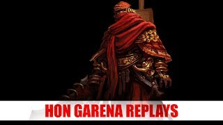 HoN Nomad Gameplay - `21`Savage` - Rank Legendary