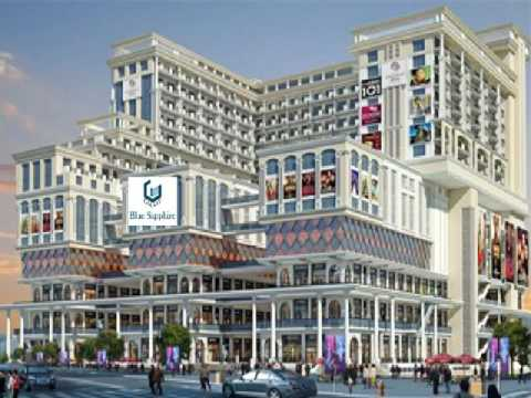 Galaxy Blue Sapphire Plaza New Shopping City at G.Noida