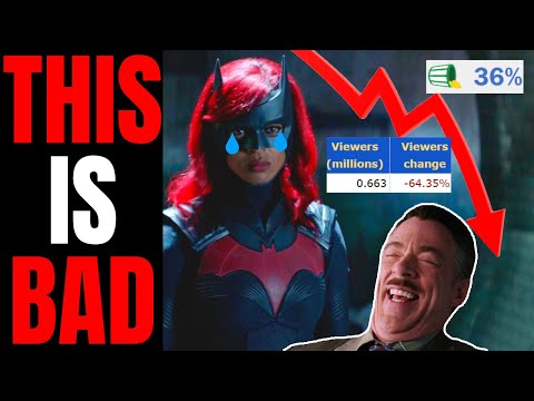 Batwoman Is A DISASTER! | Ratings TANK For Cringe CW Show's Season 2 Premiere