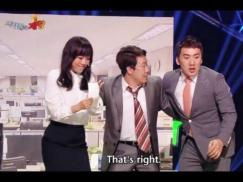 The King of Ratings | 시청률의 제왕 (Gag Concert / 2013.06.15)