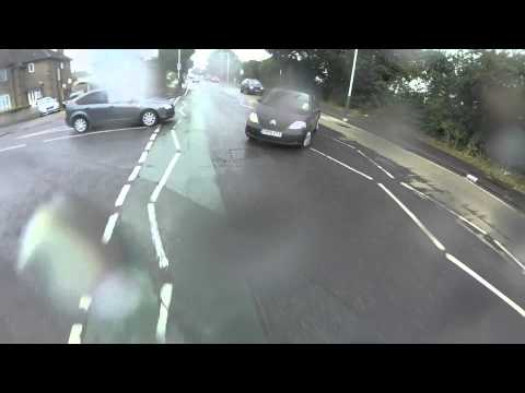 Romford Cycle Crash - Original