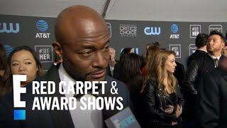 Taye Diggs Promises Strip Tease at Critics' Choice Awards | E! Red Carpet & Award Shows