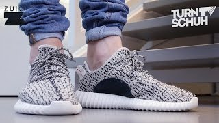 Adidas YEEZY BOOST 350 - On-Feet Review