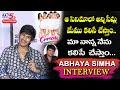 Crush Telugu Movie Fame Abhay Simha Interview | Ravi Babu | ZEE5 | #crrush | TV5 Tollywood