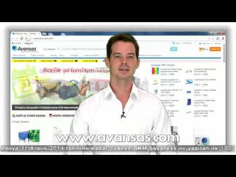 Avansas.com Yetenek Sizsiniz Reklam | BKM Ekspress ile 240 TL'ye 40 TL indirim!