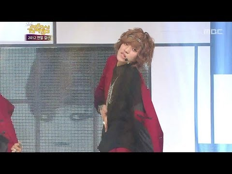 TEEN TOP - To You, 틴탑 - 투 유, Music Core 20121229