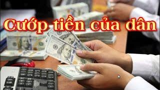 Choáng: Phát hiện hàng loạt ngân hàng SCB, VPBank, Agribank, BIDV, NCB đang cướp tiền của dân. 108Tv
