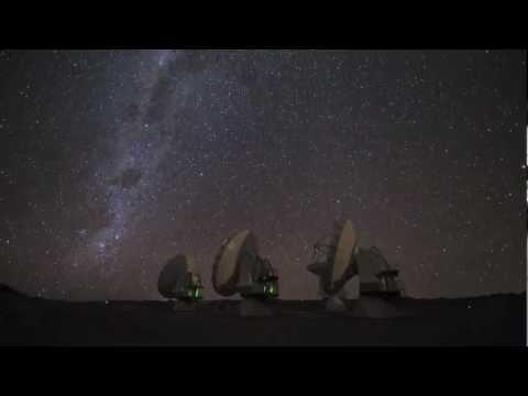 Astronomía en el Desierto de Atacama