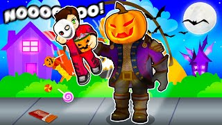 You better give him Roblox CANDY or else...