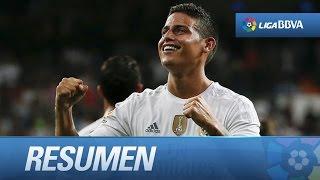 Resumen de Real Madrid (5-0) Real Betis