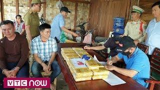 Bắt giữ các đối tượng lào vận chuyển 200.000 viên ma túy tổng hợp | VTC1