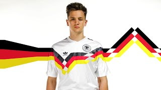 History Of Germany's World Cup Football Kits
