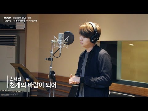 Son Tae-Jin - Be thousands of wind, 손태진 - 천개의 바람이 되어 [별이 빛나는 밤에] 20180421