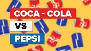 Coke (Coca Cola) vs Pepsi - Soda Comparison