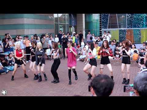[4K] 180728 드림노트 한별 직캠 'Dance Performance #1' DreamNote Fancam @드림노트 서프라이즈 버스킹 건대롯데백화점 By 벤뎅이