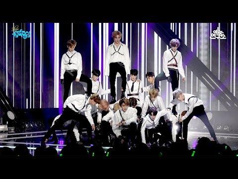 [예능연구소 직캠] 엔시티 2018 블랙 온 블랙 @쇼!음악중심_20180421 Black on Black NCT 2018 in 4K