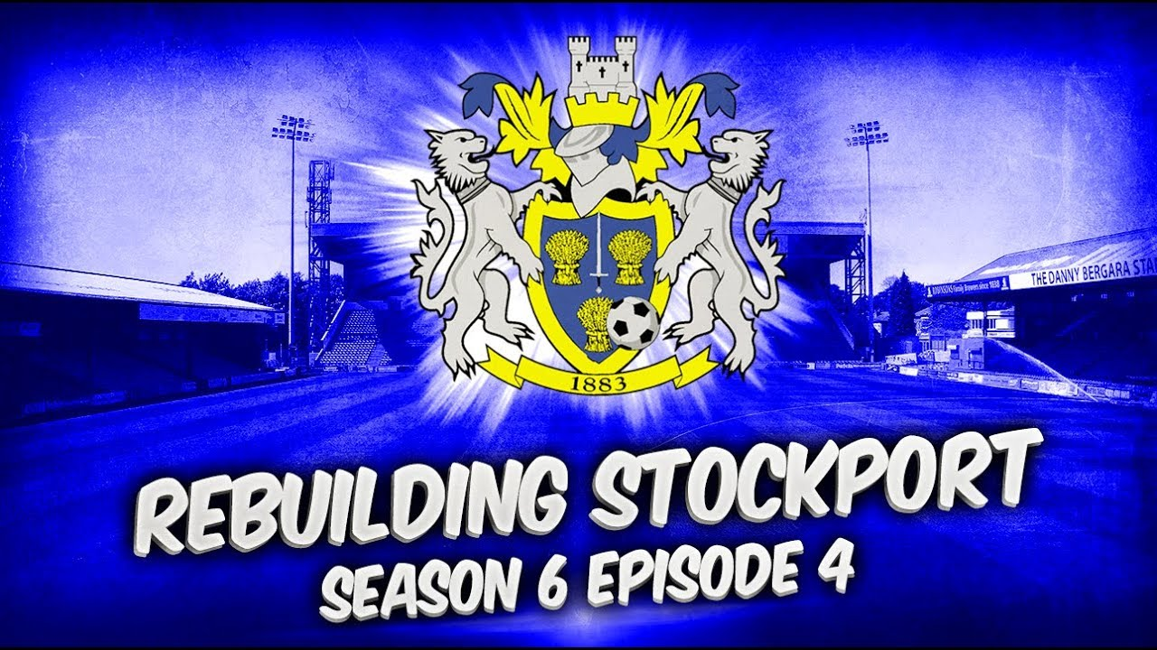 Rebuilding Stockport County -  S6-E4 Top Of The Table Clash! | Football Manager 2019