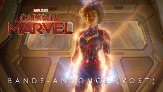 Captain marvel :  bande-annonce VOST