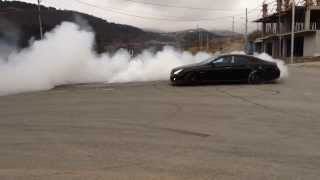 mercedes CLS 55 amg drift