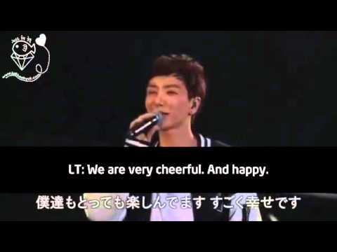 [JHH][Engsub] SS6 DVD in Tokyo Dome Talking collection