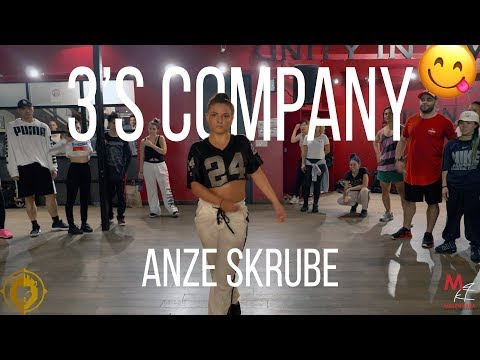 Snoop Dogg- 3's Company ft. Chris Brown & OT Genesis / Choreo By Anze  Skrube