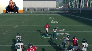 Who Can Return an Onside Kick for a TD First? Julio Jones, Antonio Brown or AJ Green? Madden 18