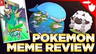 Pokemon Sword and Shield Meme Review *clap* *clap*