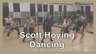 Scott Hoying Dancing