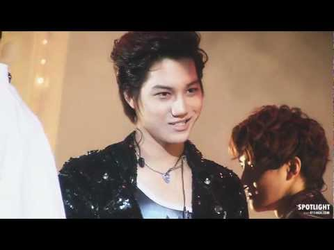 [HD]120526 Lotte World Open Concert History Kai fancam
