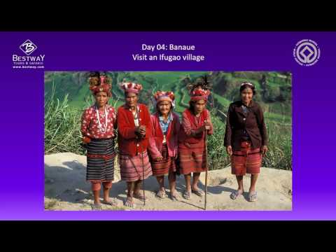World Heritage Sites of the Philippines Tour
