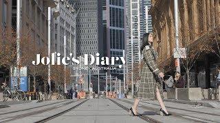Jolie's Diary #3: Vlog Du Lịch Ở Sydney - Địa Danh Nổi Tiếng - 50 facts about me & Australian Slangs