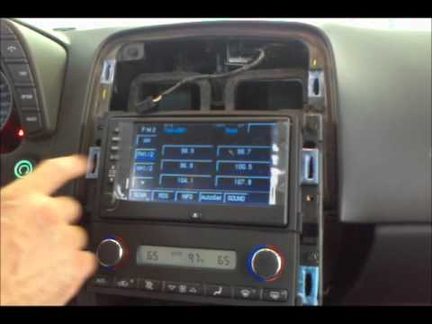 How to add Navigation System to Non-Bose Chevy Corvette ...