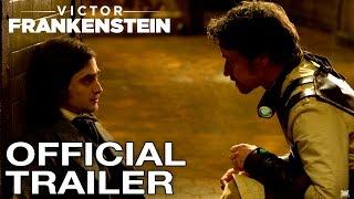 Victor Frankenstein (2015) Trailer