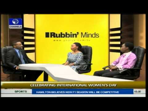 Intl Women's Day: Women Should Stop Being Apologetic -- Adegoke Pt2 - Smashpipe Nonprofit