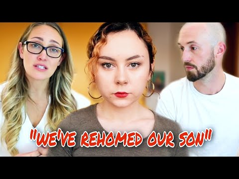 Myka Stauffer Gave her Autistic Son BACK Up for Adoption *Drama Explained*