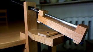 Making a Simple Knife Sharpener under 5$