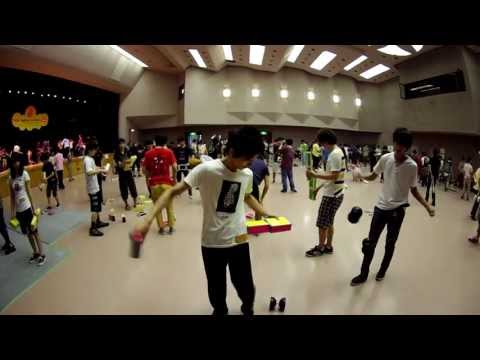 Repeat youtube video World Juggling Day 2013 in Osaka