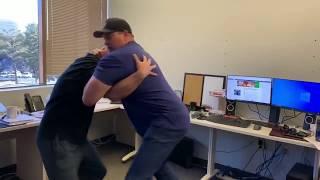 Mark Schlereth breaks producer's ribs